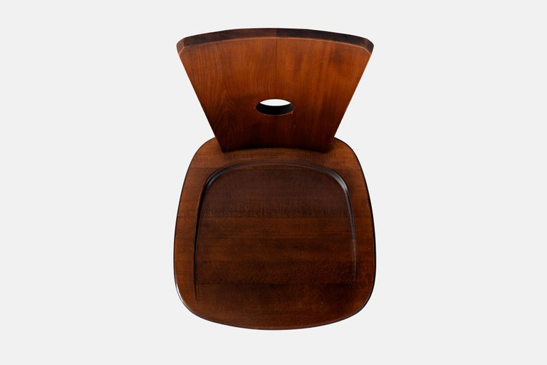 French Walnut Chair For Sale 11