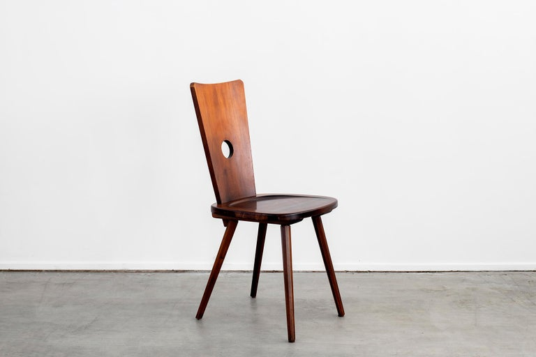 French Walnut Chair For Sale 2
