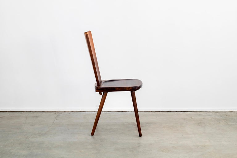 French Walnut Chair For Sale 3