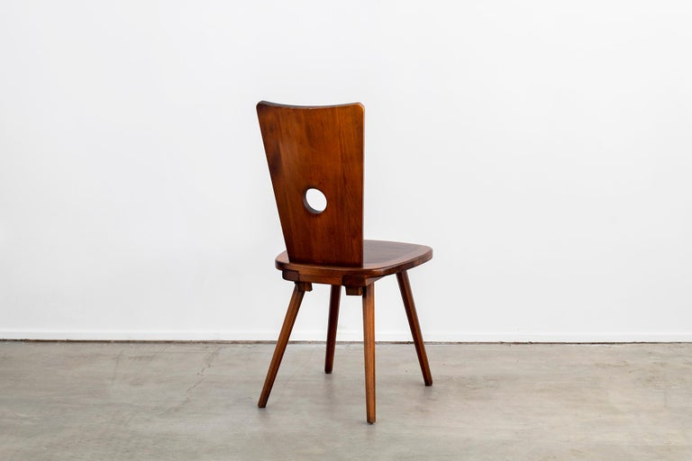 French Walnut Chair For Sale 4