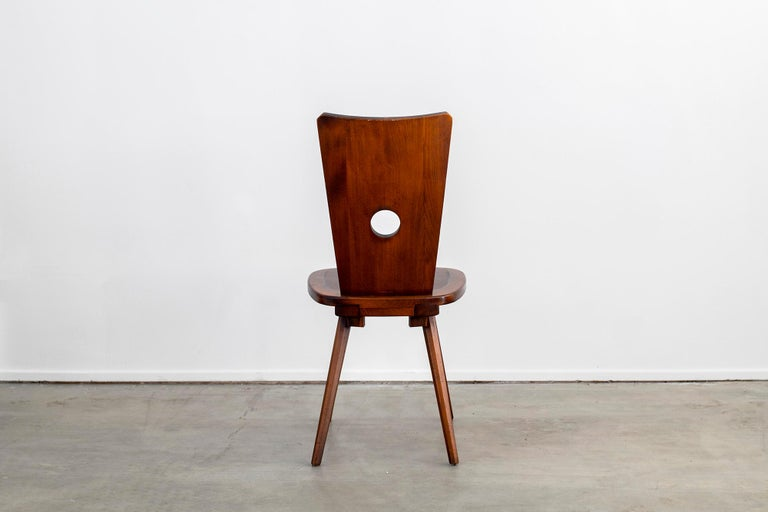 French Walnut Chair For Sale 5