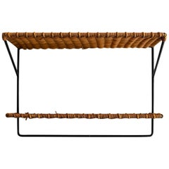French Wicker Shelf