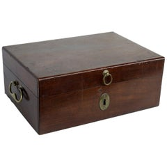 French Wood Box, circa 1860