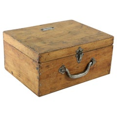 French Wood Box, Charance Gap