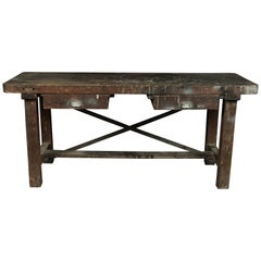 French Work Console, circa 1940