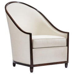 French Work, Gondola Armchair, circa 1930