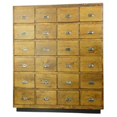 French Workshop Drawers, Circa 1930s