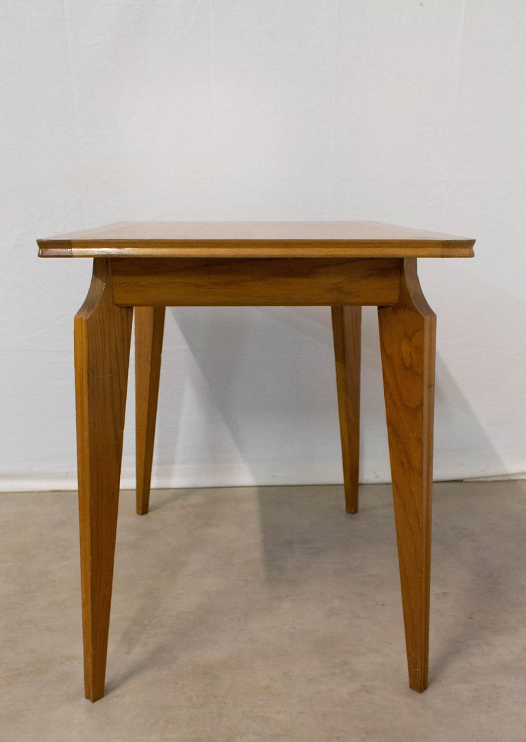 Mid-Century Modern French Writing Table, Desk or Side Table Midcentury For Sale