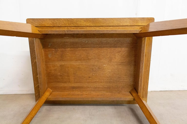 French Writing Table, Desk or Side Table Midcentury For Sale 2