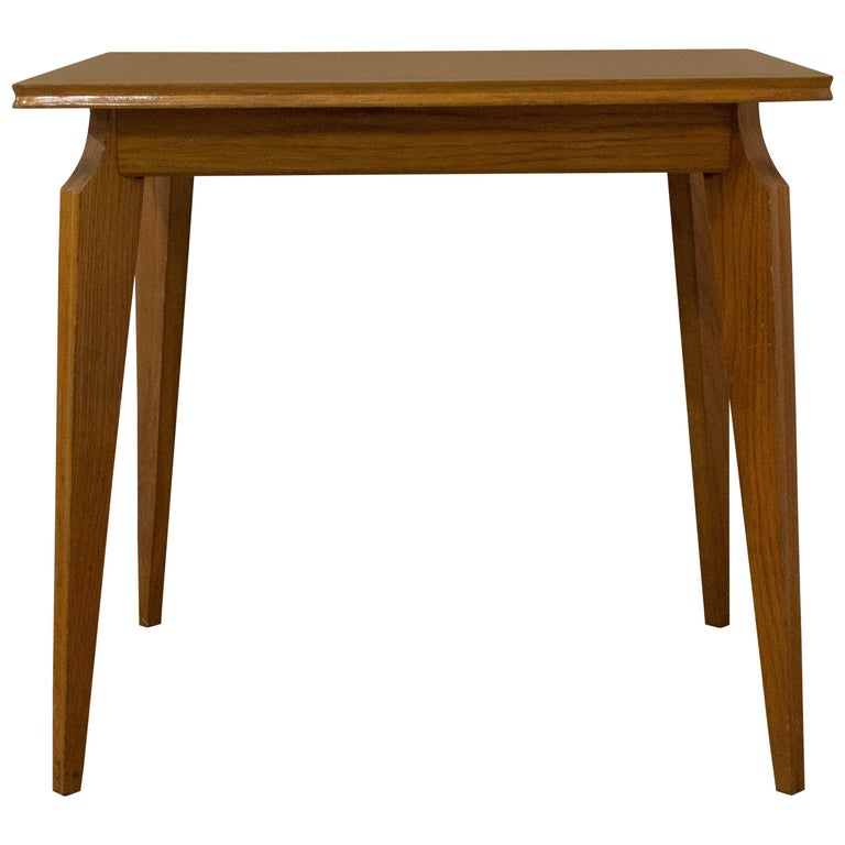 French Writing Table, Desk or Side Table Midcentury For Sale