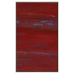 Frenzy Painting in Red by CuratedKravet
