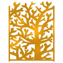 Fresh, Decorative Tree-Screen, Collection Limited Edition, Signed by the Artist