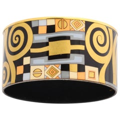 FreyWille Enamel Bangle Bracelet
