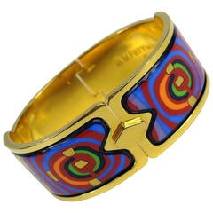 Freywille Enamel Bangle Bracelet, New Never Worn