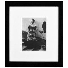 Frida Kahlo, Casa Azul Coyoacan, Mexico Vintage