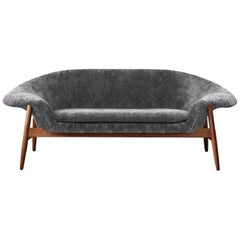 Fried Egg Sofa Scandinavian Grey