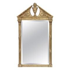 Friedman Brothers Gilt Mirror