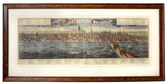 WERNER. A Panoramic View of London