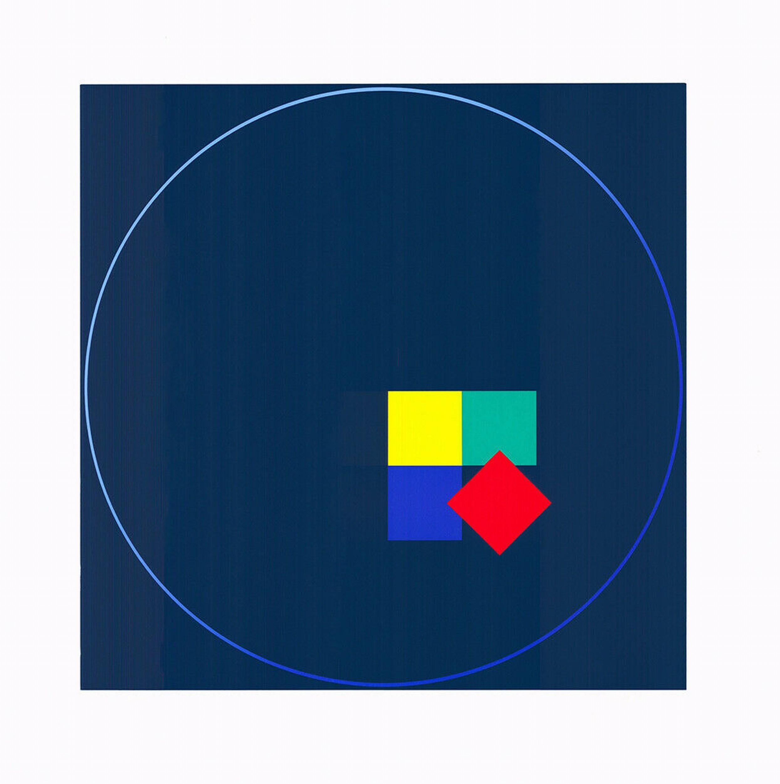 Untitled Geometric Abstraction (Konkrete Kunst, Constructivsm)