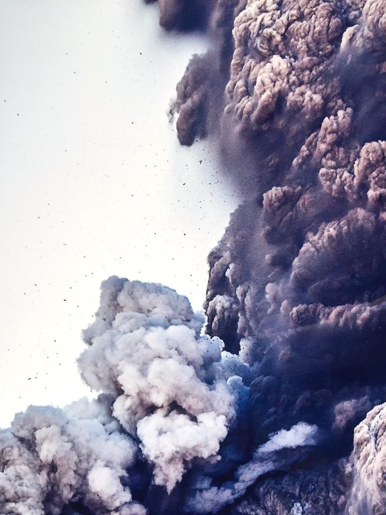 European Volcanic Eruption in Eyjafjallajökull, 2010 For Sale