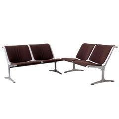 Friso Kramer for Wilkhahn Two-Seater Bench