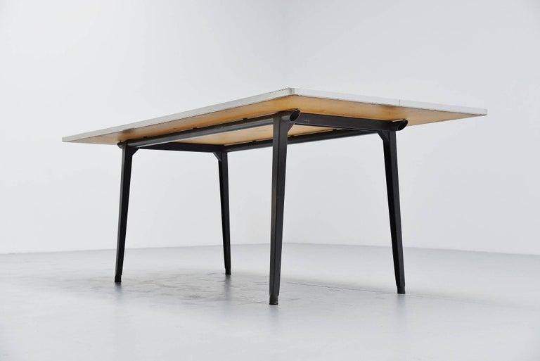 Friso Kramer Reform Table Ahrend de Cirkel, 1955 For Sale 2