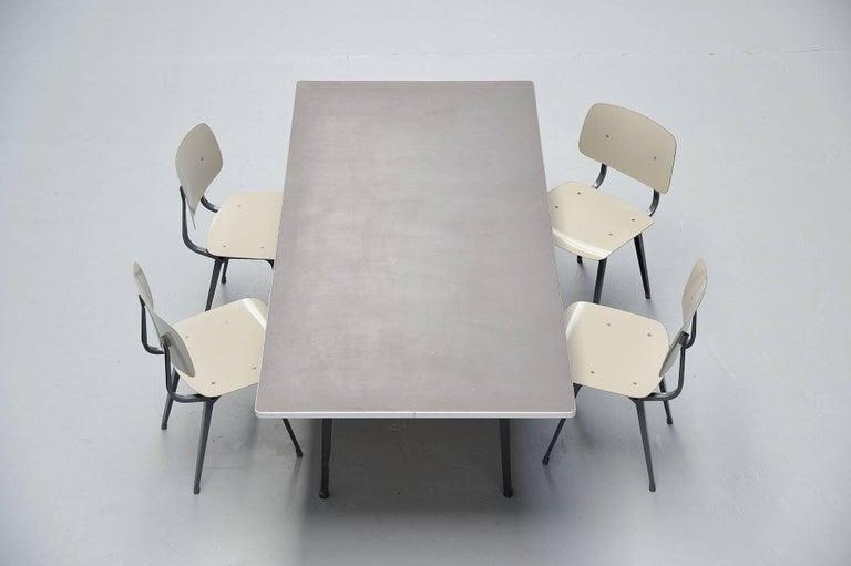 Friso Kramer Reform Table Ahrend de Cirkel, 1955 For Sale 1