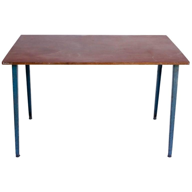 Friso Kramer Reform Table, Netherlands, c. 1950s For Sale