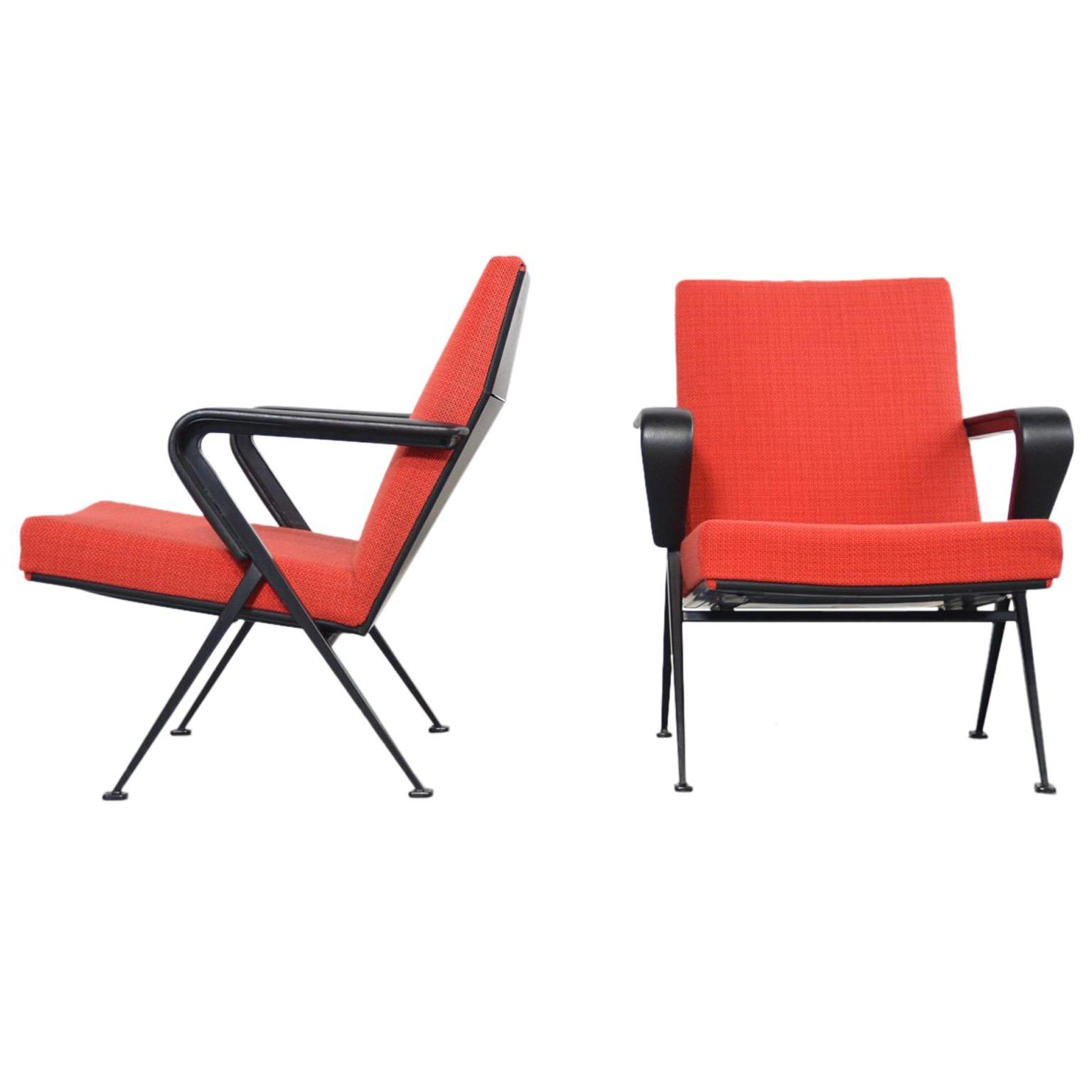 Friso Kramer Repose Chairs for Ahrend de Cirkel, Netherlands