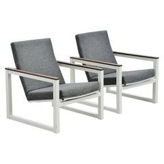 Friso Kramer & Tjerk Reijenga Lounge Chairs Pilastro, 1965