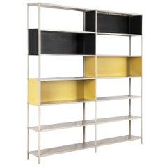 Friso Kramer Tricolor Shelf in Metal