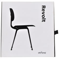 Friso Kramer's Miniature Revolt Chair for Ahrend, Netherlands