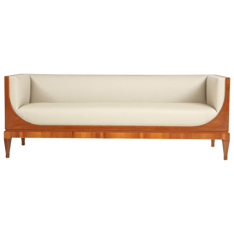 Frits Henningsen sofa, 1930s, offered by Evergreen Antiques