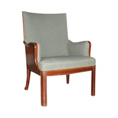 Frits Henningsen Highback Armchair