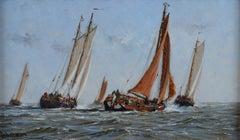 """""""Balder - Racing Dutch Barges"""""""