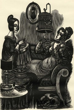 Georgiana and Eliza (cousins of Jane Eyre)