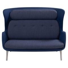 Fritz Hansen by Jaime Hayon Blue & Grey RO Sofa