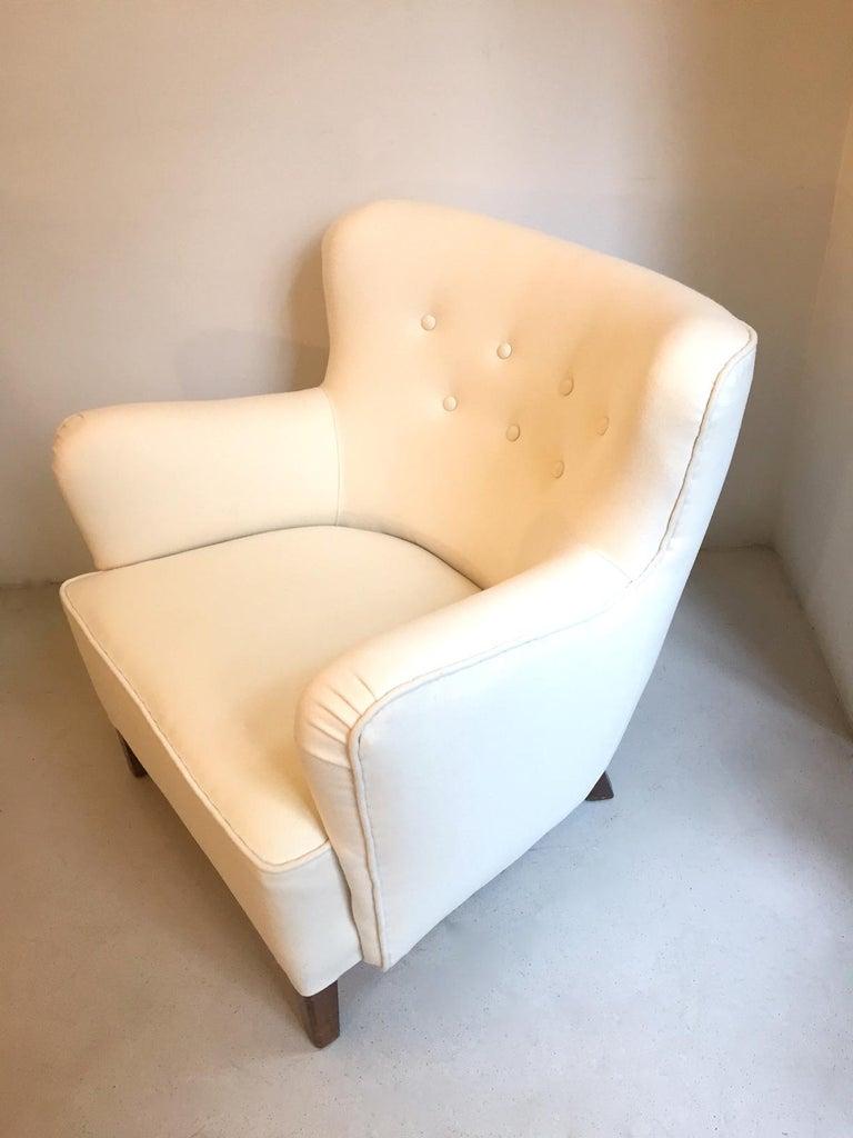Fritz Hansen Easy Chair Model 1669 For Sale 3