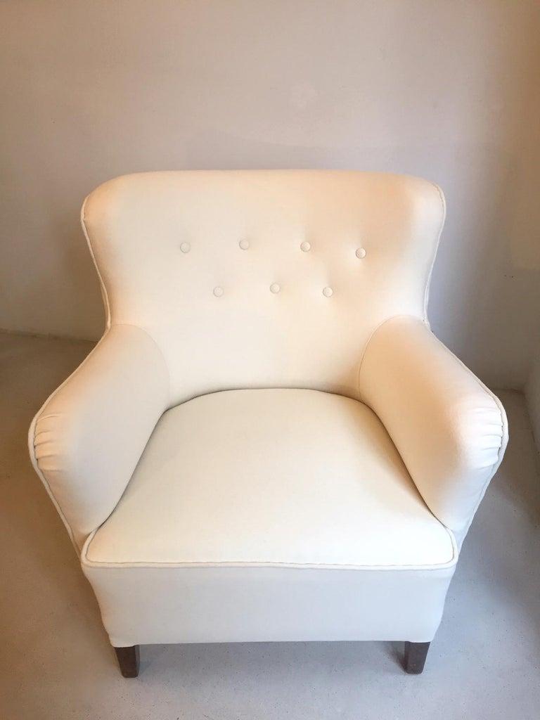 Fritz Hansen Easy Chair Model 1669 For Sale 4
