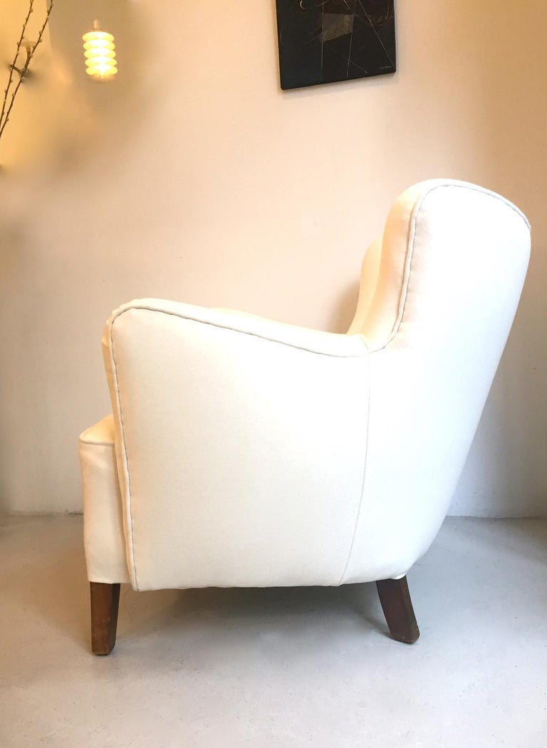 Fritz Hansen Easy Chair Model 1669 For Sale 1
