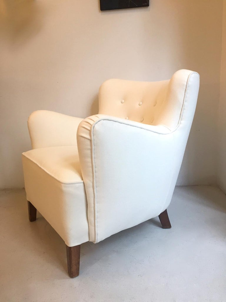 Fritz Hansen Easy Chair Model 1669 For Sale 2