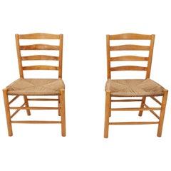 Fritz Hansen Eftfl Kobenhavn Church Chairs