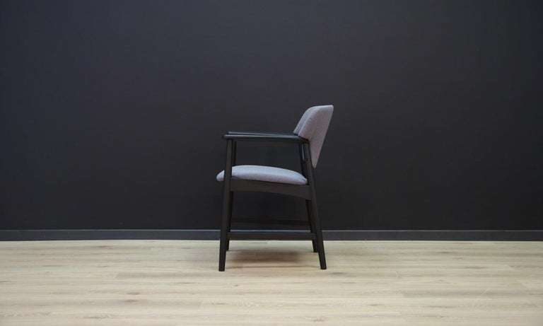 Fritz Hansen Vintage Armchair Danish Design For Sale 5