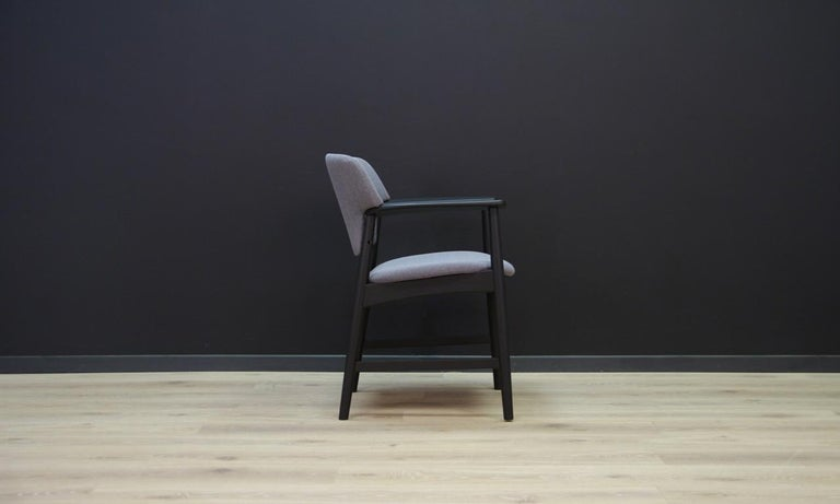 Fritz Hansen Vintage Armchair Danish Design In Good Condition For Sale In Okunica, Zachodniopomorskie