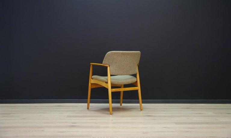 Fritz Hansen Vintage Armchairs Danish Design For Sale 3