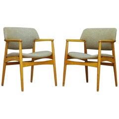 Fritz Hansen Vintage Sessel im dänischen Design