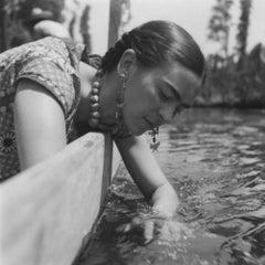 Frida Kahlo and the Pond