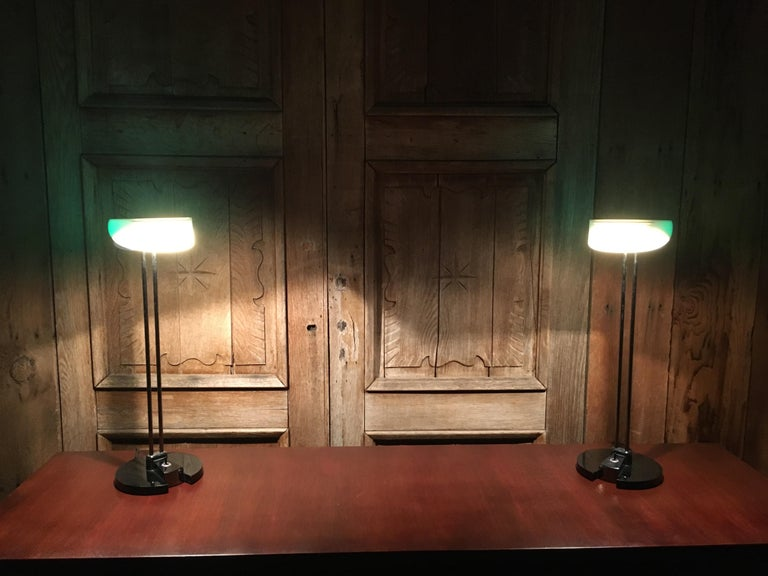 Fritz Table Lamps by Perry King & Santiago Miranda for Arteluce For Sale 7