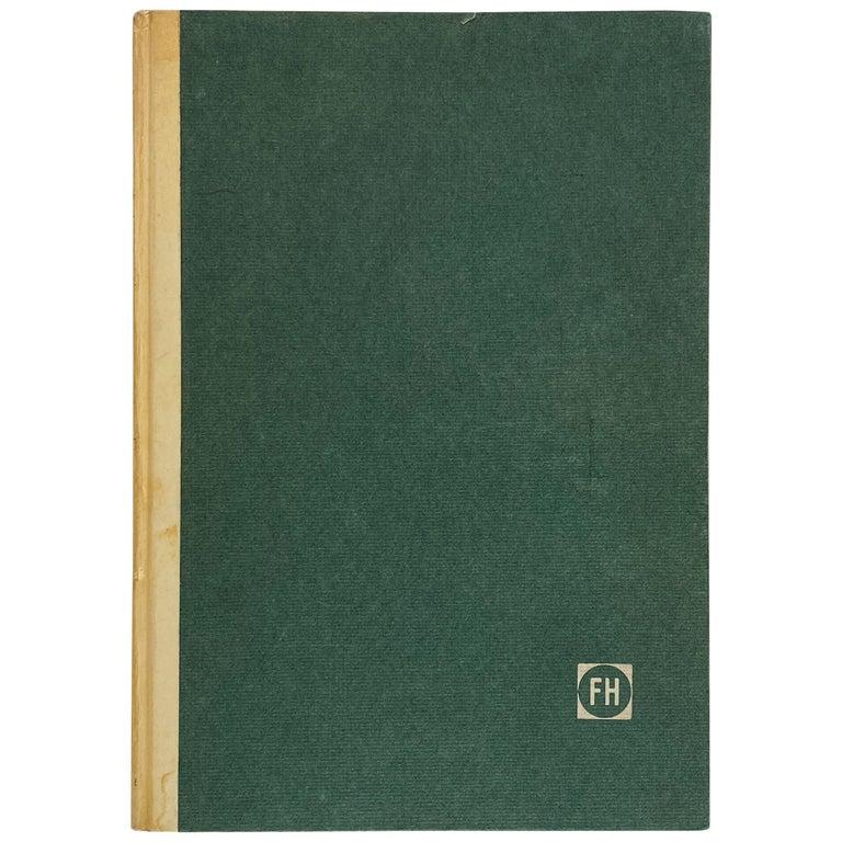 """FritzHansen-Furniture"" Catalog, 1963 For Sale"