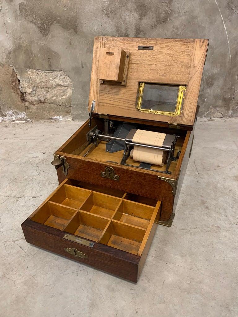 From 1910 wooden National cash register For Sale 5